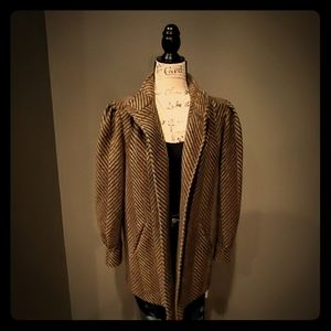 Jackets & Blazers - Vintage Wool Coat